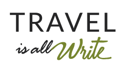 Travel is all write